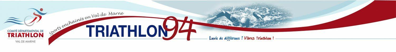 Comité Départemental de Triathlon du Val de Marne 94)
